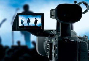 Filmagem de Eventos