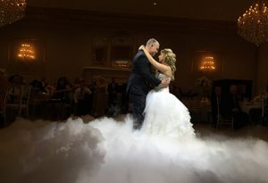 Gelo Seco para Casamentos e Festas