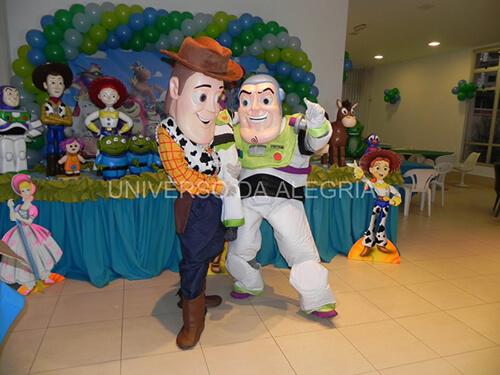 Universo da Alegria - Animadores de Festa Infantil