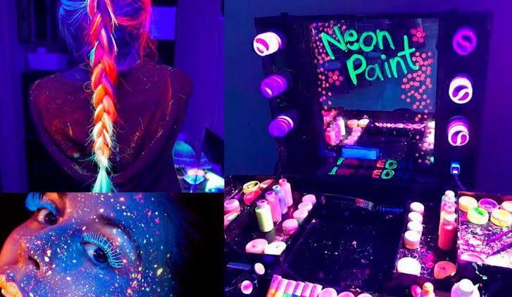 Tinta Neon Pain